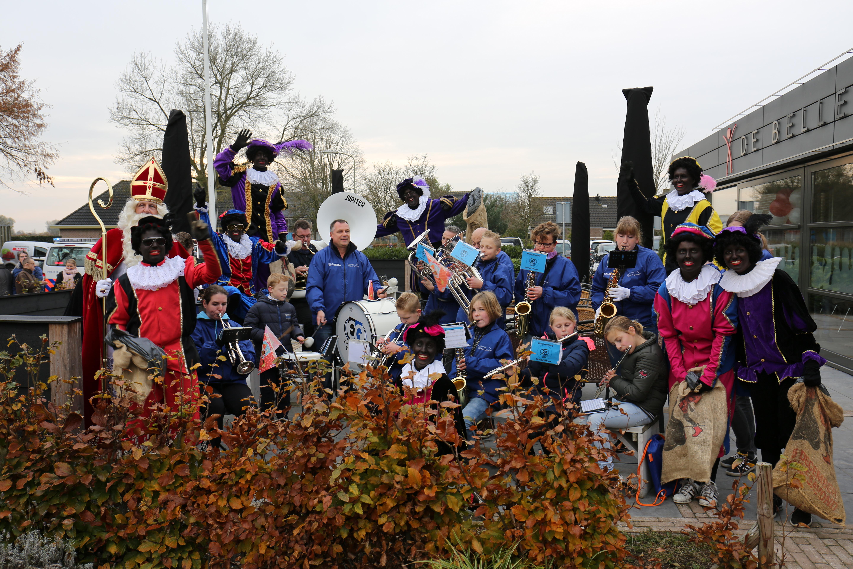 Intocht Sinterklaas 12 November 2016
